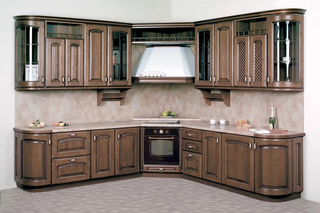 Great width in small kitchens!