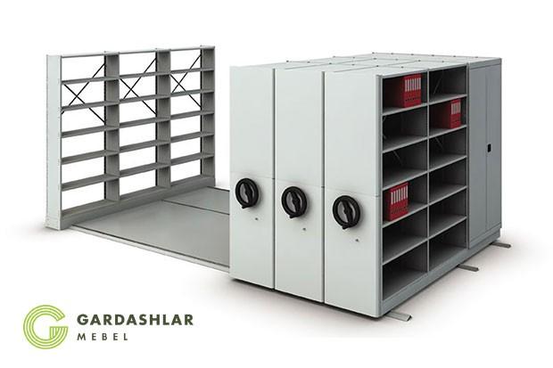 """""""Qardaşlar mebel"""" kitabxanalar üçün unikal həll yolu təklif edib"""