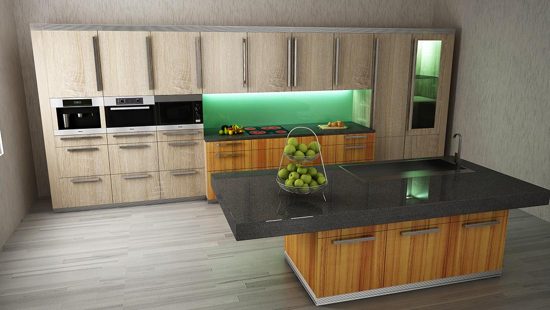 кухонная мебель  port