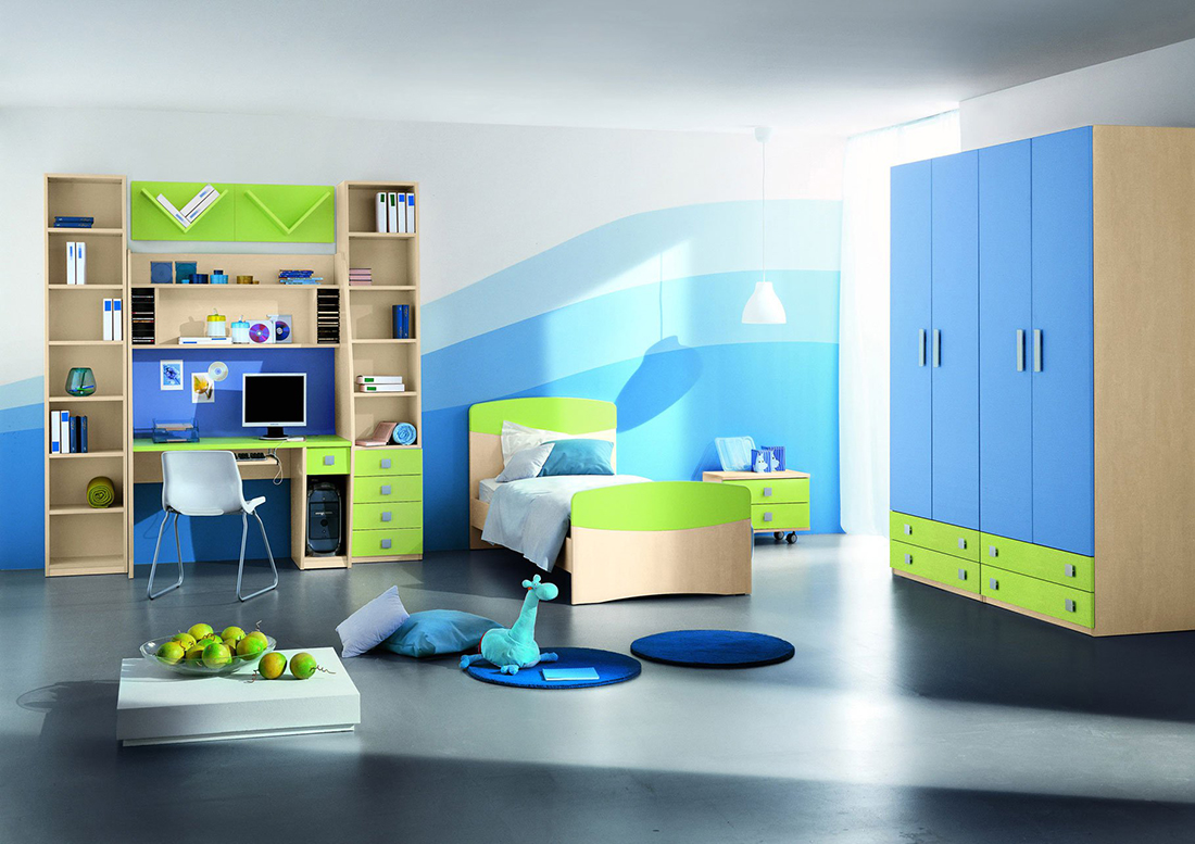 children bedroom furniture set denis