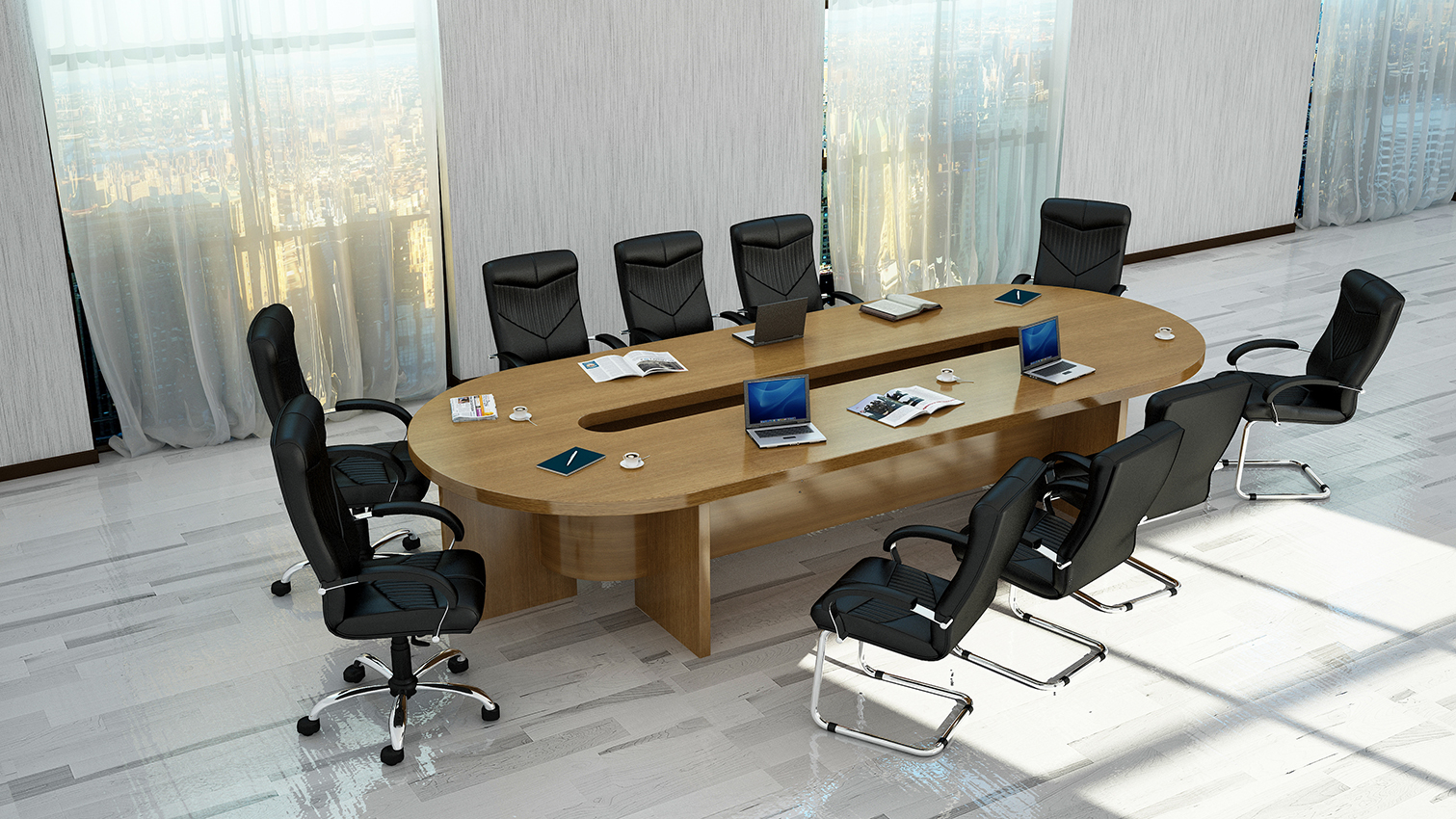 furniture for meetings-front