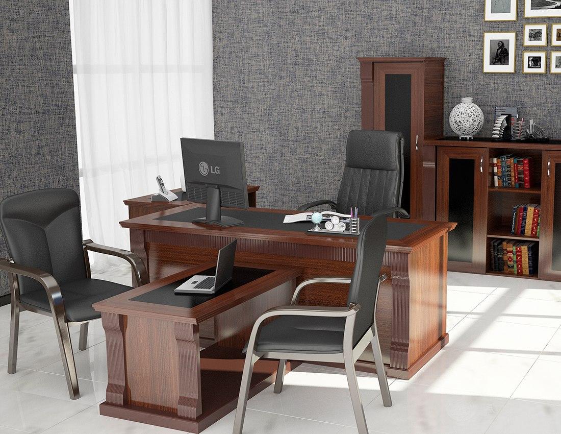 Мебель для кабинета директора eduardo