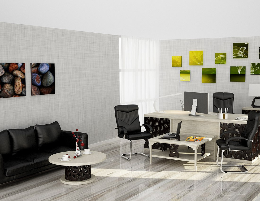 Vip office furniture shelby