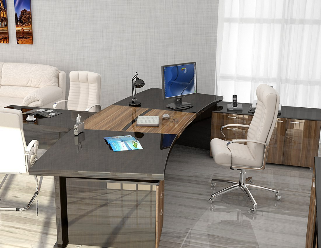 Vip office furniture luna