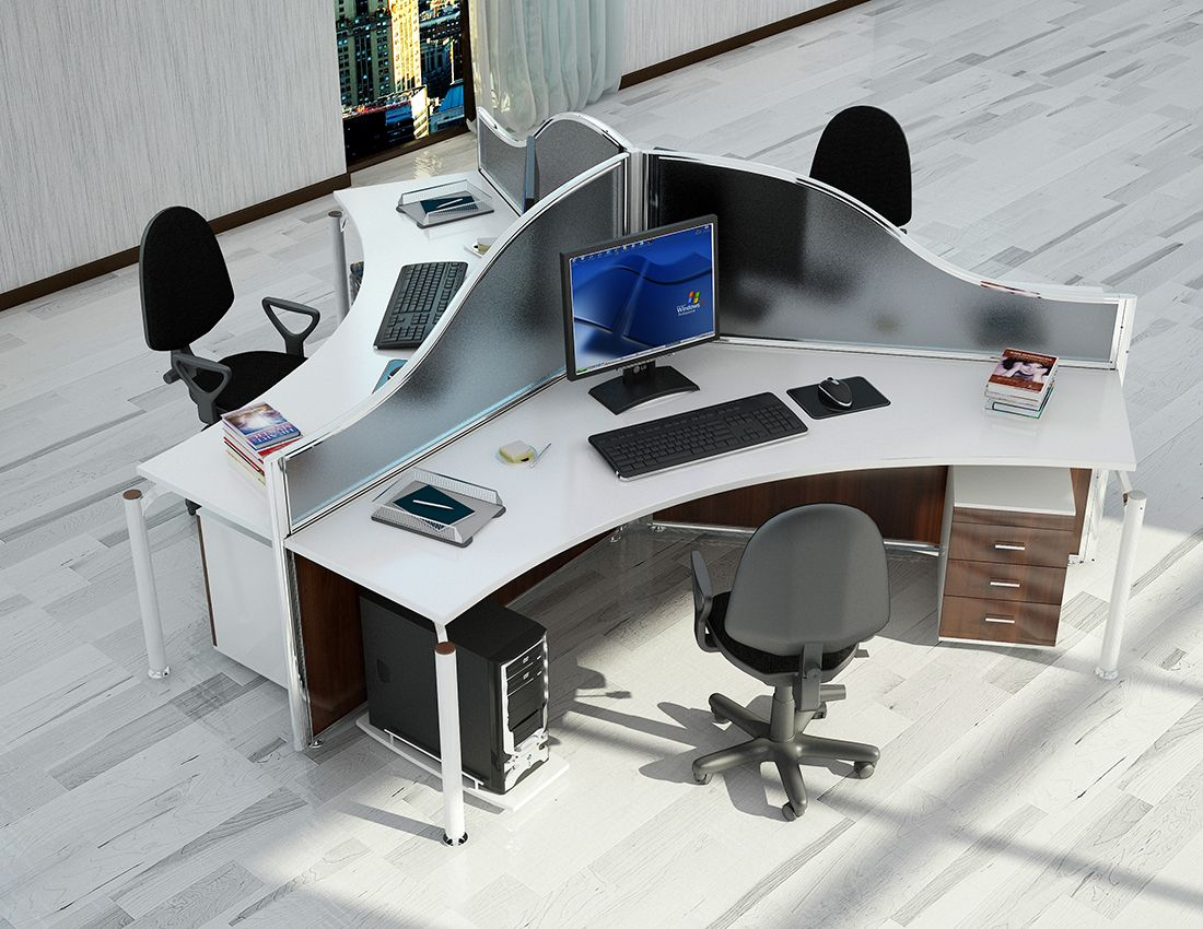 Furniture for office worker-deka