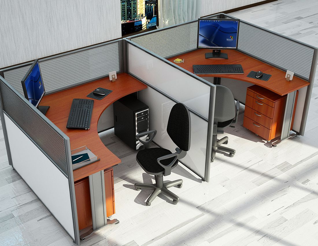 Furniture for office worker-vol