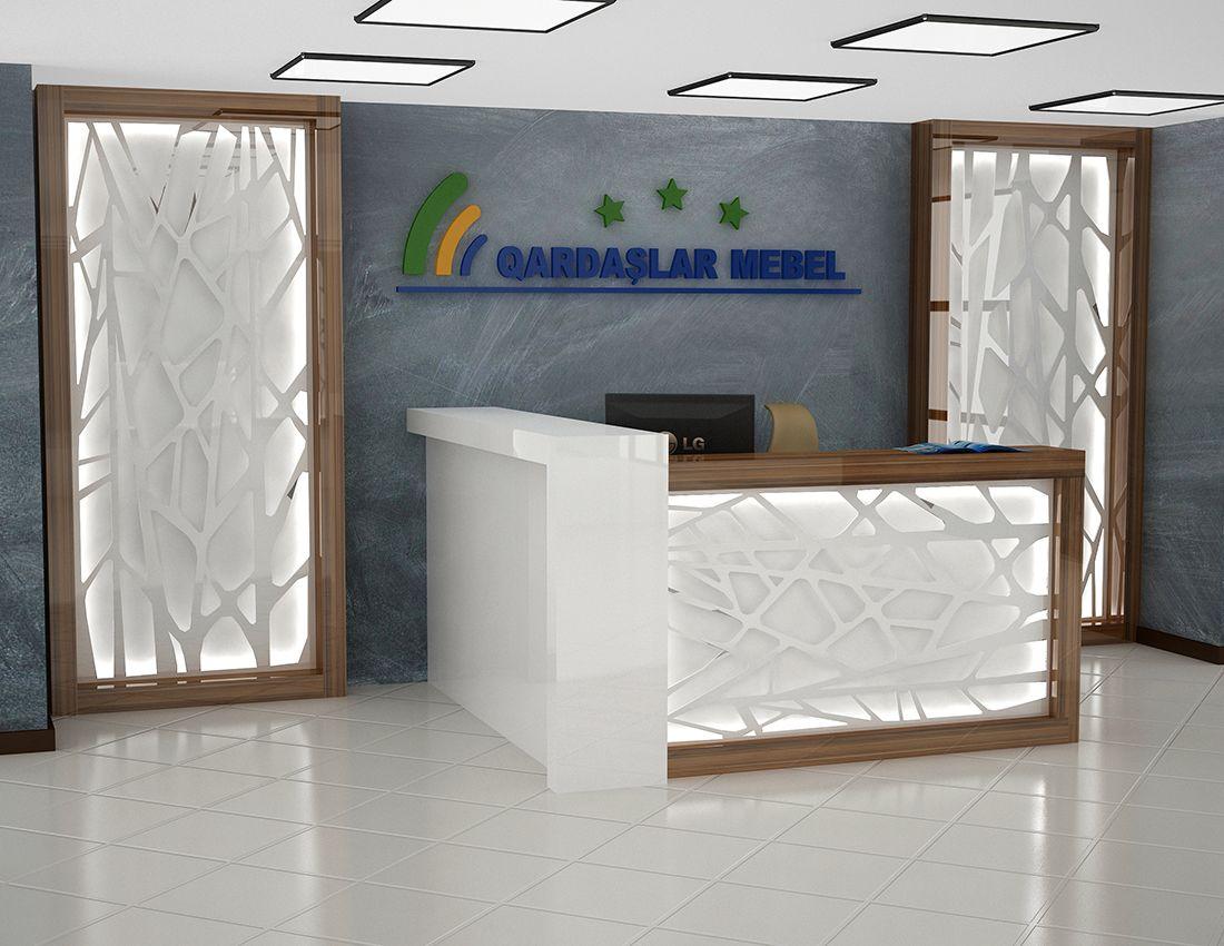 Мебель для ресепшн - anjela