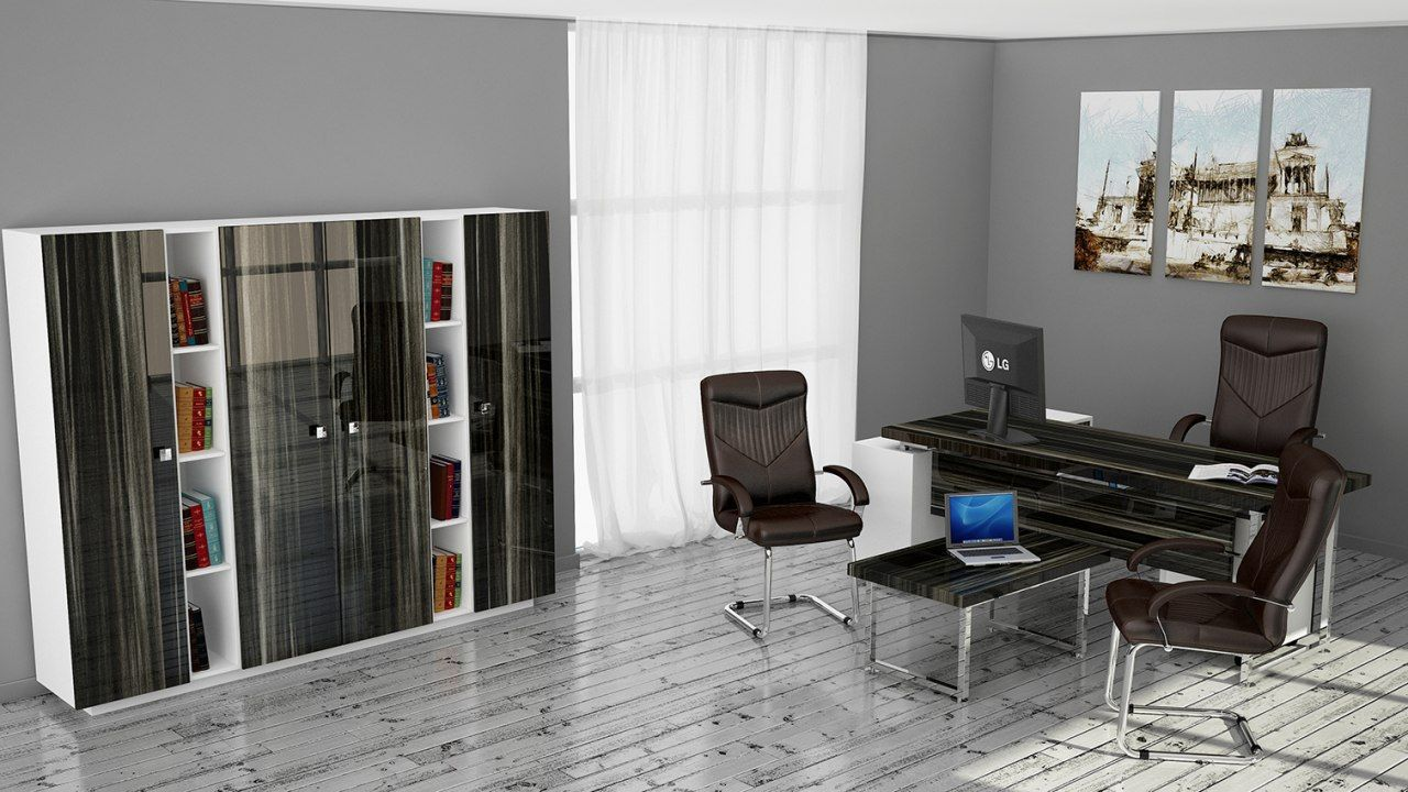 Furniture for manager modern