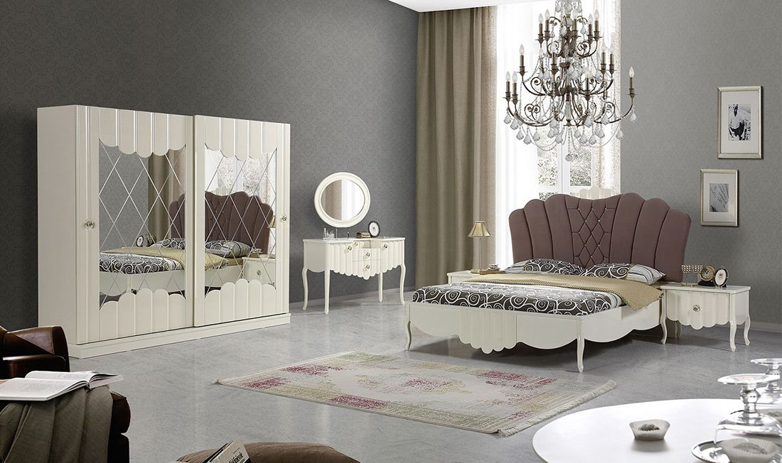 bedroom furniture alleqro