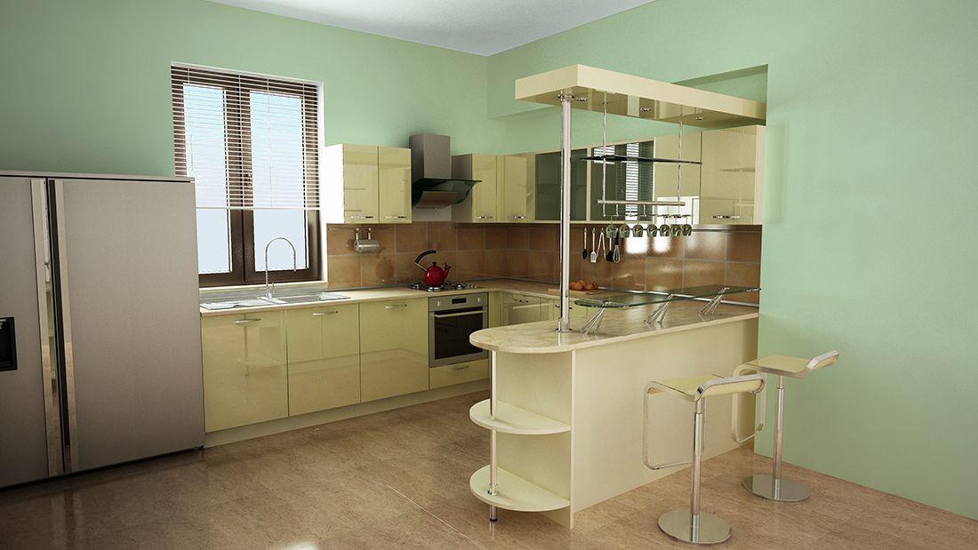 кухонная мебель zlarin