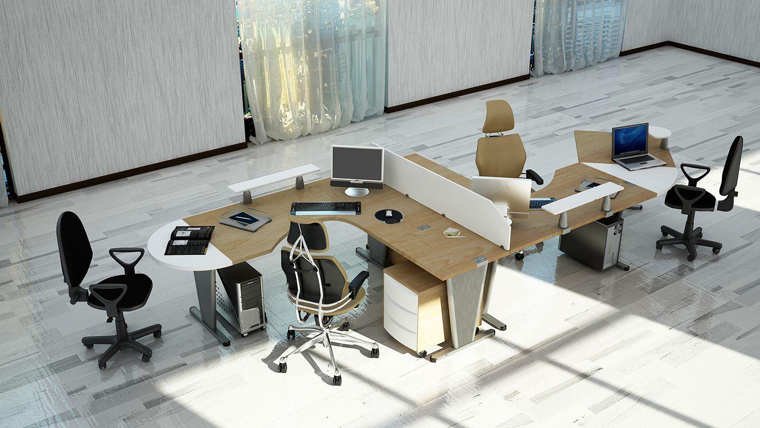 Мебель для офисного работника-trapes
