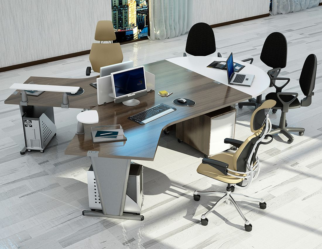 Furniture for office worker-penta