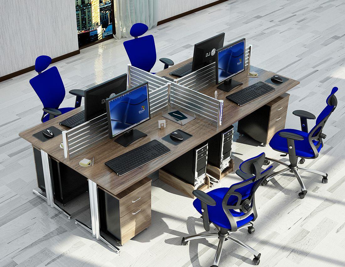 Мебель для офисного работника-forte