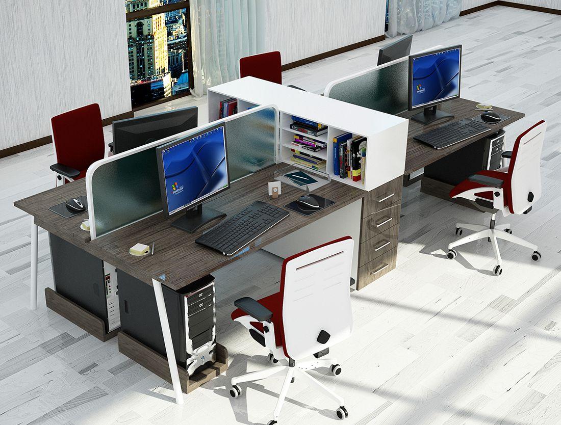 Мебель для офисного работника-hekta