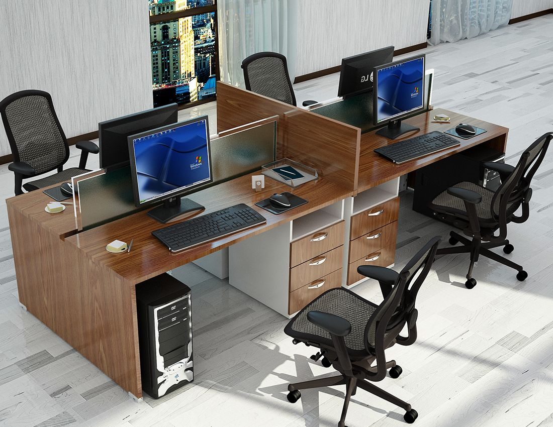 Module working desks