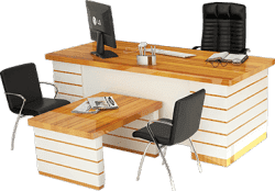 Office furniture for the director