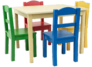 Furniture for kindergarten