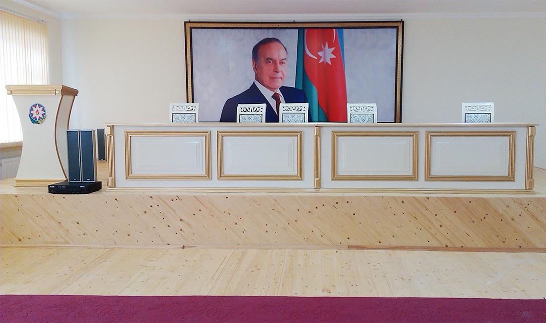 Президиум Столы