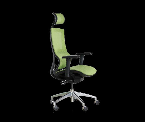 A810 black frame , green