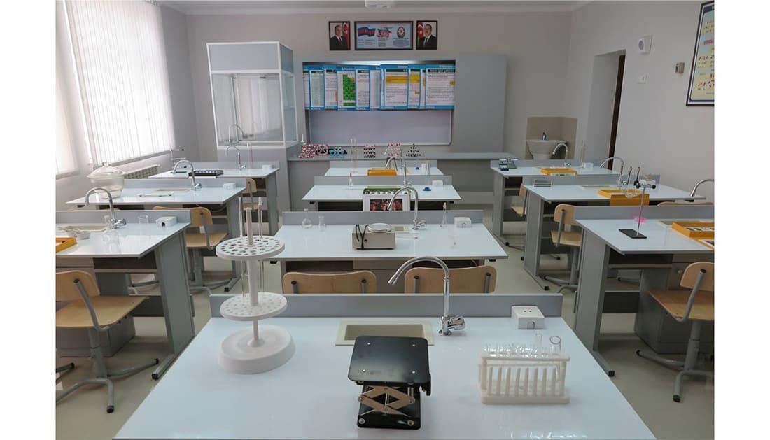 Kimya otağı dəsti