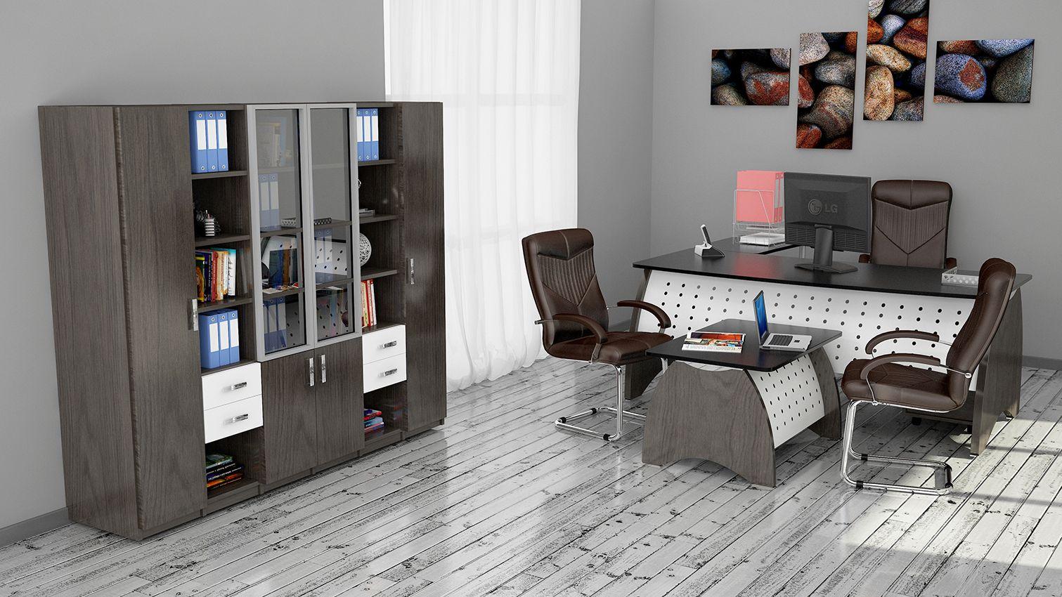 Мебель для менеджеров baron