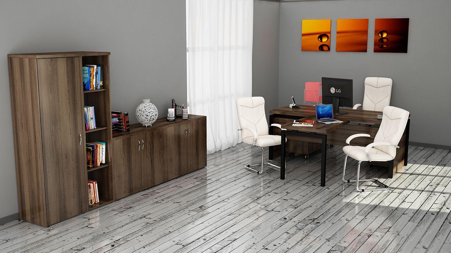 Мебель для менеджеров komandos