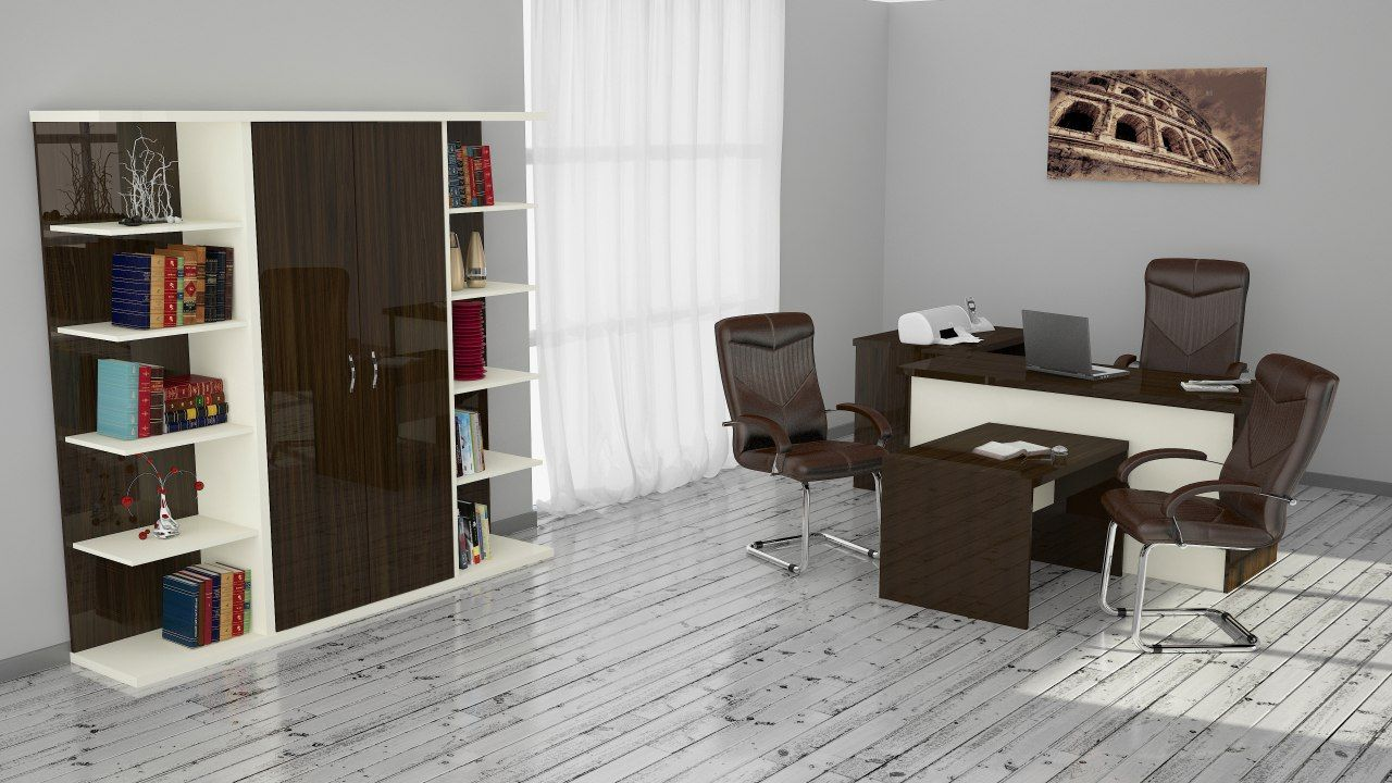 Furniture for manager qavanda